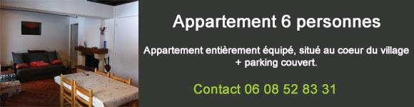 bannière appartement 6 pers4