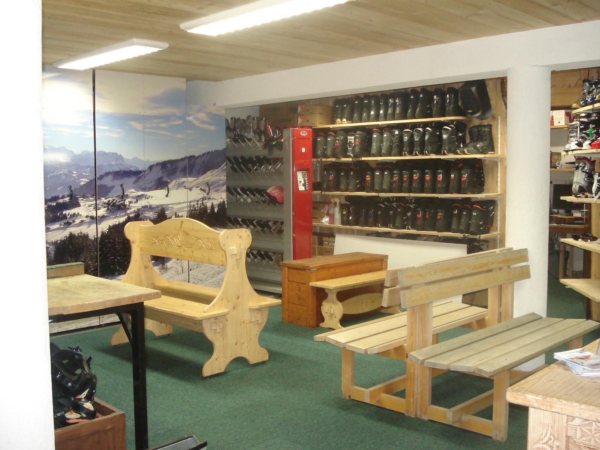Espace location ski-Go Sport Praz de Lys
