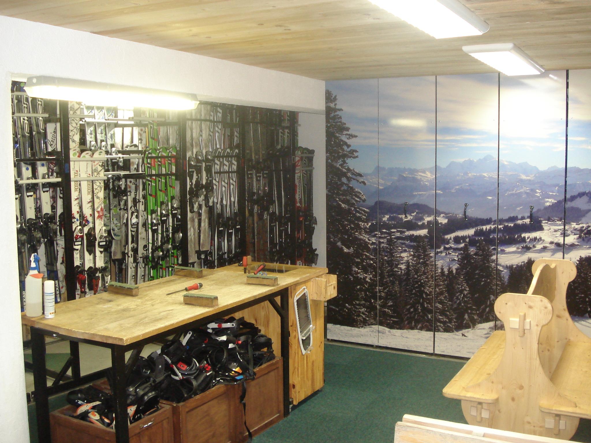 Location Go Sport Montagne Praz de Lys