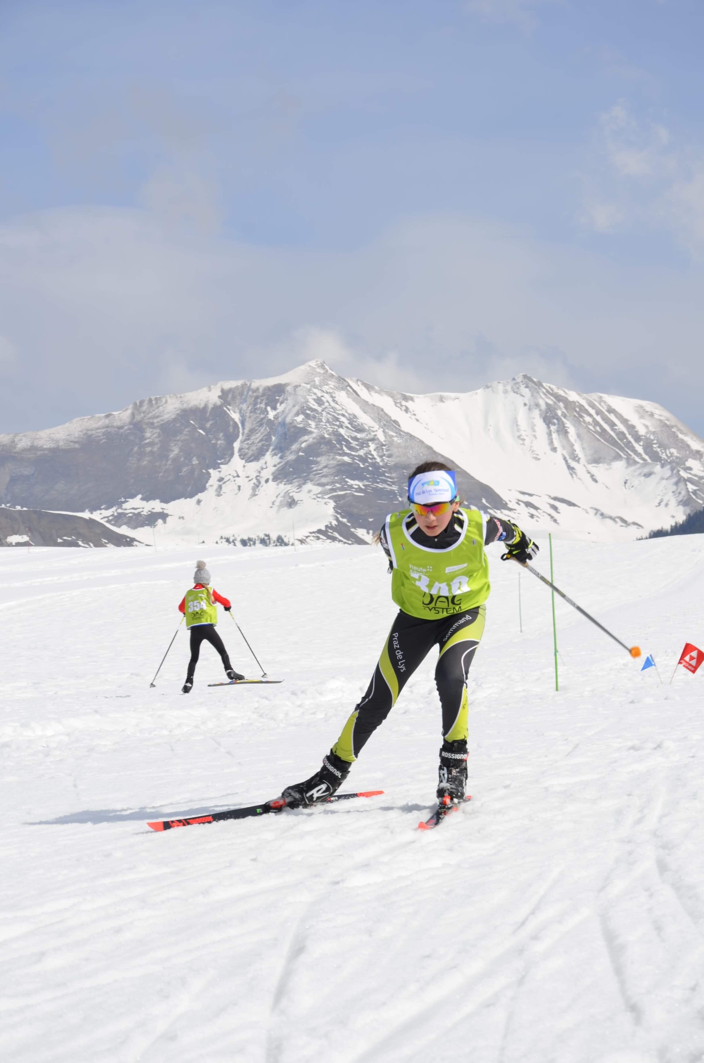 Ski nordique Praz de Lys (2)